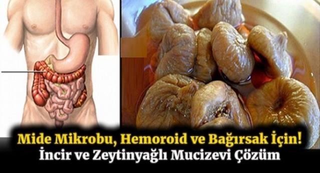 Kuru İnciri Bu Şekilde Tükettiğinizde Başta Hemoroid, Kabızlık, Yüksek Kolesterol, Kansızlık, Astım Bronşite Birebir İşte Tarifi