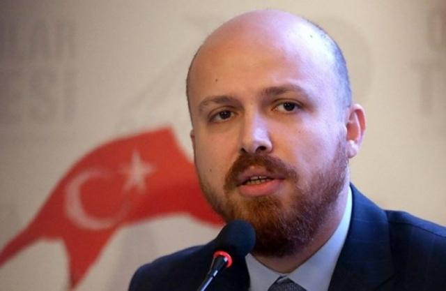 Bilal Erdoğan'dan iddialar hakkında açıklama