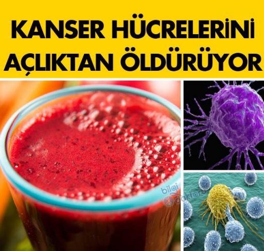 KANSERLİ HÜCRELERİ 42 GÜNDE ÖLDÜREN DOĞAL REÇETE: ‼️ Kanser hücreleri açlıktan ölür. Tüm vücut sağlığına kavuşur.  İşte o Muhteşem Kür ►