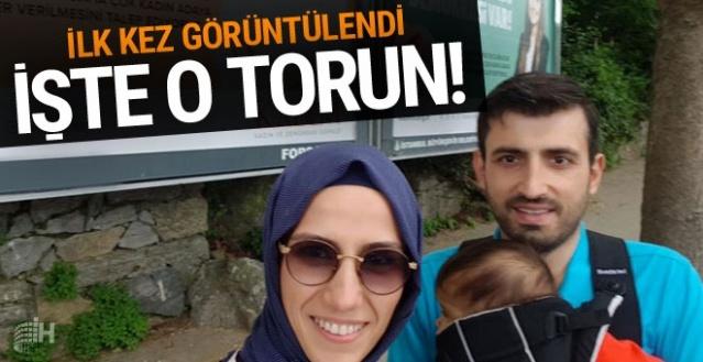 Erdoğan'ın torunu ilk kez görüntülendi! Kaç torunu var?..