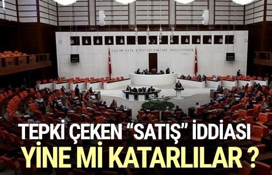 'Satılıyor' iddiası gündemi sarstı! MHP, CHP ve İYİ Parti'den peş peşe tepkiler geliyor