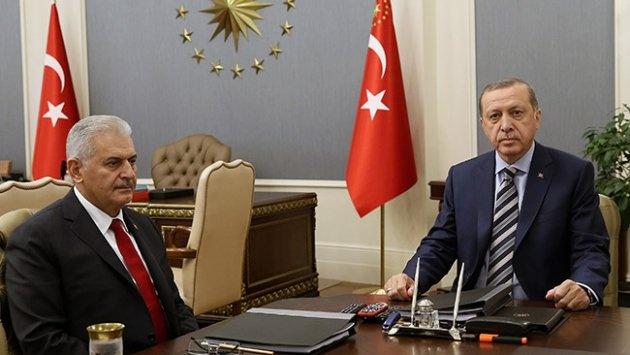 Yıldırım, Erdoğan'ı telefon rehberine nasıl kaydetmiş