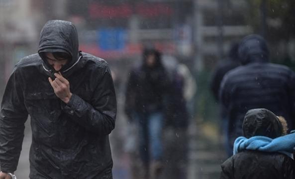 Meteoroloji saat verip uyardı! İstanbul için 'turuncu' alarm...