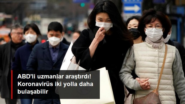 İKİ YOLLA BULAŞABİLİYOR