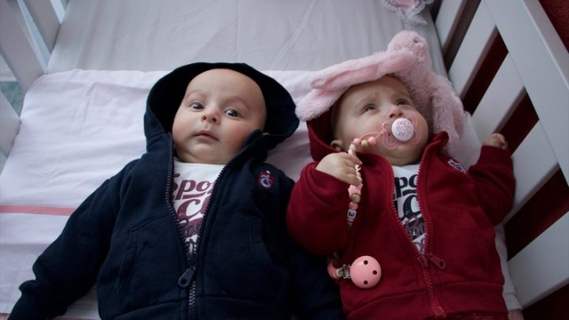 Trabzonlu baba ikiz çocuğuna öyle bir isim koydu ki! Duyan şok oluyor!
