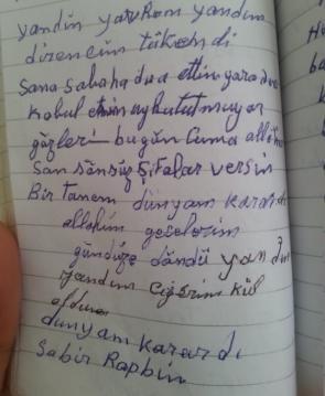 70 YILDIR EVLİYDİ AMA MEĞER..