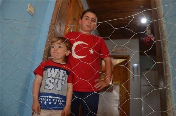 Oğluna kızan Trabzonlu baba verdiği ceza ile pes dedirtti!