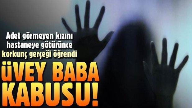 Çorum'da 16 yaşındaki üvey kızını hamile bırakan babaya 30 yıl hapis cezası