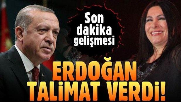 Cumhurbaşkanı Erdoğan'dan son dakika Nuray Hafiftaş talimatı