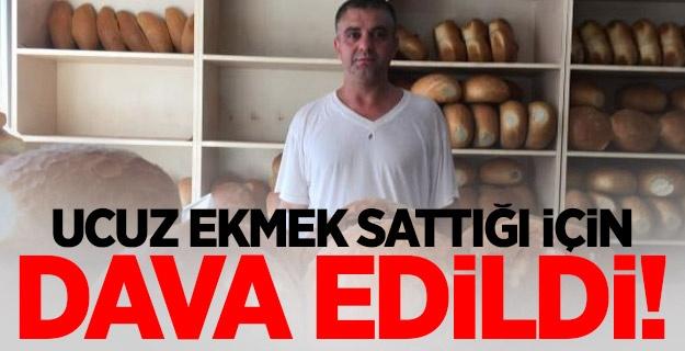 Ucuz Ekmek Sattı Dava Edildi, Bilirkişi Raporu İse Şaşkına Çevirdi!