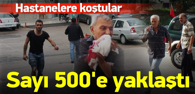 ACEMİ KASAPLAR İŞ BAŞINDA..!