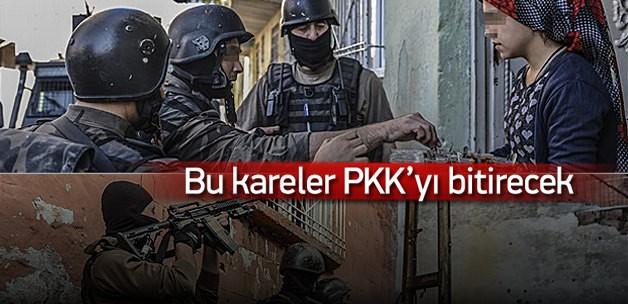 PKK'YI BİTİRECEK KARELER..!