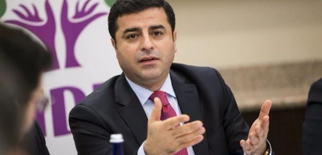 İŞTE HDP'NİN İMZALAMADIĞI BİLDİRİ !