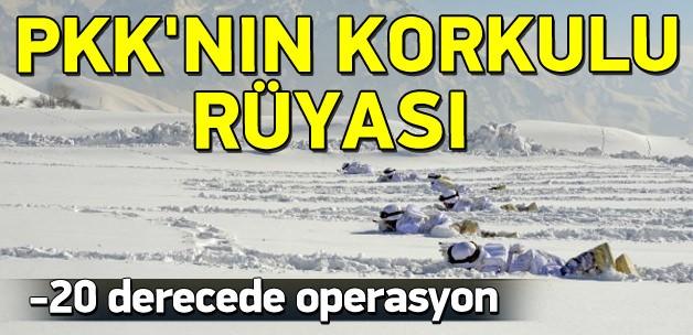 PKK'NIN KORKULU RÜYASI EKSİ 20'DE VATAN SAVUNMASI