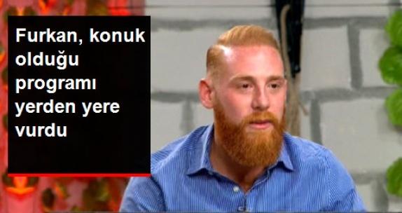 Furkan Kızılay, Katıldığı 'Survivor Panoroma' Programını Yerden Yere Vurdu