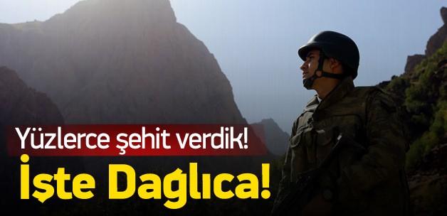 YÜZLERCE ŞEHİT VERDİK İŞTE DAĞLICA..!