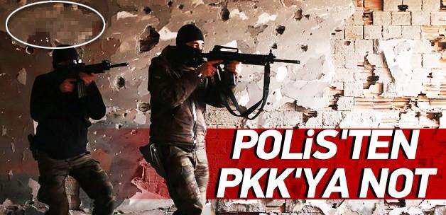 POLİS'TEN PKK'YA İLGİNÇ NOT !