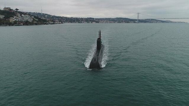Denizlerde düşmanı çıldırtacak projede büyük gün : Türkiye'nin yeni denizaltısı suyla buluşuyor