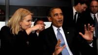 Mandela'nın anma töreninde 'kıskançlık krizi'