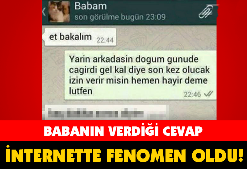 İNTERNETTE FENOMEN OLDU!
