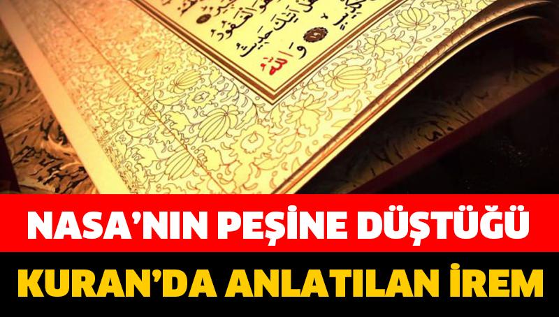 KUR'AN ANLATTI NASA PEŞİNE DÜŞTÜ!