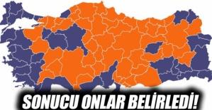 SEÇİMİN SONUCUNU ONLAR BELİRLEDİ!..