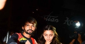 Alia, Athiya, Bhumi Let Their Hair Down At Akansha Ranjan's Birthday Bash