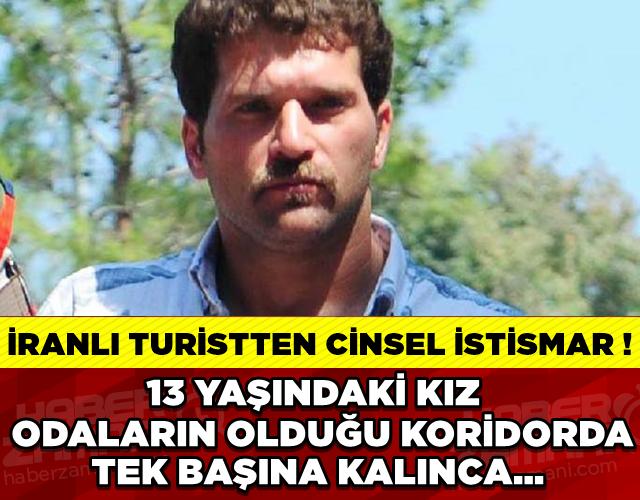ANTALYA KEMER'DE BEŞ YILDIZLI OTELDE CİNSEL İSTİSMAR ŞOKU!