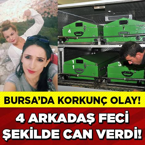 FECİ ŞEKİLDE CAN VERDİLER!