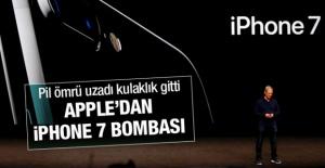iPhone 7 ve iPhone 7 Plus görücüye çıktı