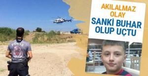 İzmir kayıp Mehmet için ayakta akıl sır erdirilemiyor