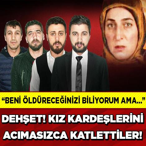 """""""Seni İstanbul'a götüreceğiz"""" diyerek araca bindirildiğinde, Özlem öldürüleceğini anlamış ve katilleri olacak 4 kardeşine bakın ne demişti...   Devamı İçin"""
