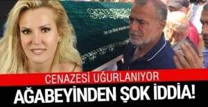 Filiz Aker'in cenazesi toprağa veriliyor! Abisinden şok açıklama