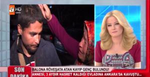 Balona rövaşata atan Gülbey Türkücü hakkında flaş gelişme