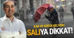 Bünyamin Sürmeli'den İstanbullulara flaş uyarı: Salı'ya dikkat!