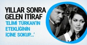 Öyle bir anısını paylaştı ki 'Elimi Türkan'ın etekliliğinin içine sokup...'