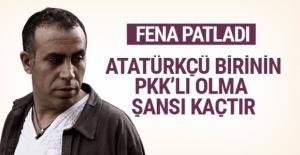 Haluk Levent: Atatürkçü birinin PKK'lı olma şansı yüzde kaçtır?