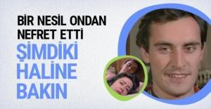 Yeşilçam'ın en kötülerindendi Eray Özbal'ın son haline bakın