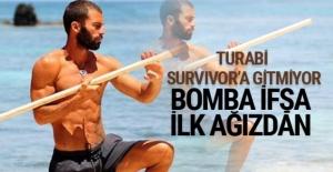 Turabi Survivor 2018'e gitmiyorum dedi bomba ifşa geldi