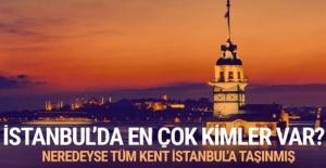 İstanbul'un hangi semtinde en çok nereli var? O il sanki İstanbul'a taşınmış