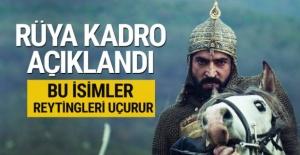 Mehmed Bir Cihan Fatihi efsane kadro açıklandı!