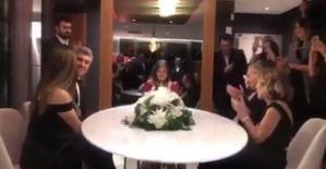 Özcan Deniz Feyza Aktan evlendi görüntüler sızdı o detay kafaları karıştırdı