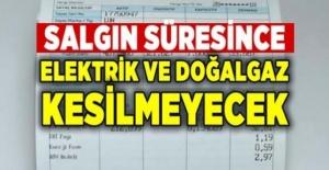 Bakan Dönmez'den elektrik ve doğalgaz faturaları açıklaması