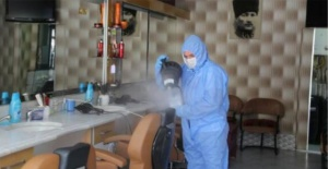 26 berberin daha koronavirüs testi pozitif çıktı