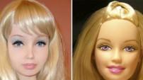 İşte estetiksiz gerçek Barbie