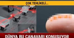 TIRTIL ROBOT GÖRENLERİ ŞAŞKINA ÇEVİRİYOR