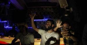 Suriye'nin Başkentinde Gece Hayatı