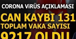 Son dakika | Sağlık Bakanı Koca'dan corona virüs açıklaması: