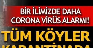 Son dakika haberi: Corona virüs karantinası uygulanan şehir sayısı artıyor