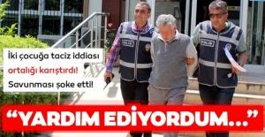 Antalya'da yaşanan son dakika olayı mide bulandırdı! İki çocuğa taciz iddiası...